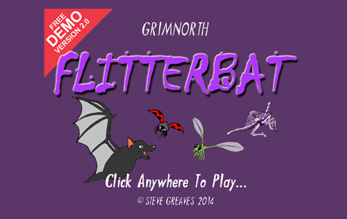 FLITTERBAT - The Video Game - Demo Version 2